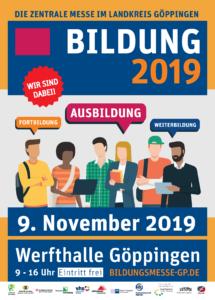 Plakat_Bildungsmesse_2019_A3_Dabei