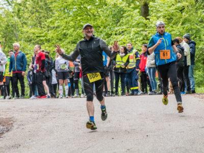 Barbarossa Berglauf 2019 Start in Göppingen zum Hohenstaufen